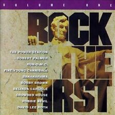 Rock the First - Volume One (1992) - 10 TRACK MUSIC CD - LIKE NEW - F720