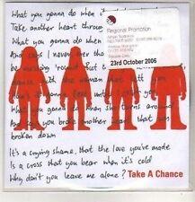 (CO271) The Magic Numbers, Take A Chance - 2006 DJ CD
