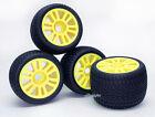 Wheels+Tire Rim Fit E-maxx T-maxx 1.5/2.5/3.3 4907 4908 4909 Revo Savage 2.1/25