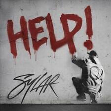 SYLAR - HELP! / LTD RED VINYL NEW VINYL