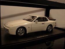 1:18 PORSCHE 944 Turbo 1985 bianco [aa, Autoart 77958]