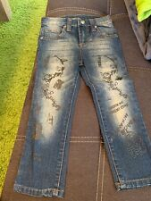 Blaue Jeans Jungs Gr.98 Neu Coole Jeans Ding Dong