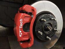 Kia Pro ceed GT TECH Brake Caliper Vinyl Car Stickers Decal Stance Drift x4