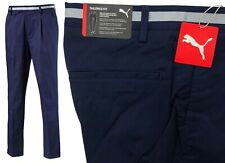 Puma Golf Tailored / Tapered Single Pleat Golf Trousers - RRP£59.99 - ALL SIZES