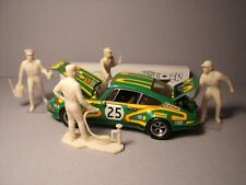 4  FIGURINES  1/43  SET 387  BEST OF SHOW  VROOM  UNPAINTED  O SCALE