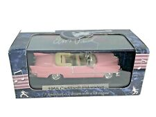 Diecast 1:43 General Motors Elvis Presley 1955 Pink Cadillac Eldorado in OB