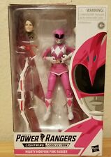 """Mighty Morphin Pink Power Ranger Lightning Collection 6"""""""