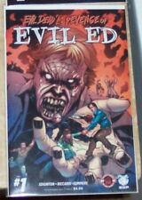 Evil Dead 2 Revenge Of Evil Ed Horror Comic 2 Issue Lot Sam Raimi Deadites
