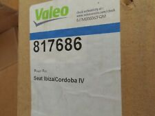 VW POLO 9N  2001-2009   AIR CON CONDENSER   VALEO 817686