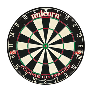 UNICORN ECLIPSE HD TRAINER DARTBOARD 79438**