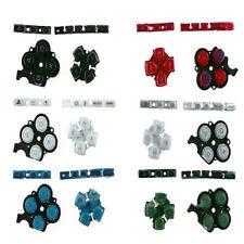 Kits de los botones de teclado de función izquierda derecha de reemplazo para Sony PSP3000 PSP 3000