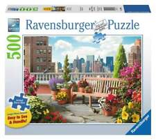 Ravensburger Rooftop Garden Large Format Puzzle 500pc Rb14868-4