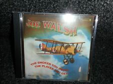 JOE WALSH - THE SMOKER YOU DRINK THE PLAYER YOU GET - CD + INLAYS ONLY