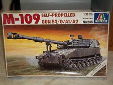Italeri 1/35 Scale M109 E4/G/A1/A2 Self-Propelled Gun