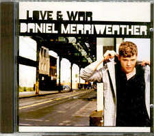 "DANIEL MERRIWEATHER ""Love and war"" feat. Mark Ronson, Adele, CD , Neuwertig!"