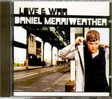 "DANIEL MERRIWEATHER ""Love and war"" feat. Mark Ronson, Adele, CD , Neuwertig!"