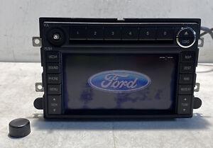 2008 2009 Ford Taurus X Navigation Radio OEM RADIO CD PLAYER 8F9T-18k931-GA
