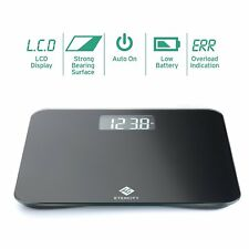 Etekcity Digital Body Weight Bathroom Scale with Step-On Technology, 440 Pounds