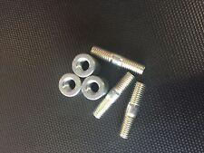 Go Kart - Wheel Nut & Stud Kit (3 x Studs & 3 x Nuts) - NEW
