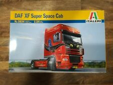 Italeri - 1/24 DAF XF Super Space Cab - #3834 - Brand New In Box