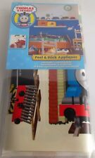 Thomas the Train Peel & Stick Appliques Copter Percy Henry Removable Re-usable