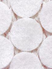 -:- Felt Die-Cut Circles -:- Crafts, Cardmaking etc - PINKS/PURPLES - 8 Sizes
