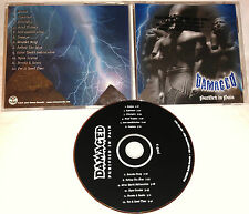 Damaged - Purified In Pain CD ORG ROTTEN brutal truth terrorizer righteous pigs