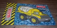 TONKA TOUGH DUMP TRUCK Construction Pillowcase Pillow Case