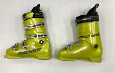 New Fischer RC4 Soma 130 Pro downhill ski boots size 28.5 alpine race boot