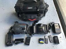Vintage Camcorder and Video Cameras (Please Read Listing)