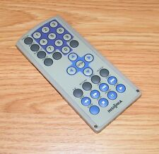 Genuine Insignia Portable DVD Player Dual LCD Monitors Remote Control **READ**
