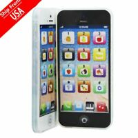 Kids Simulator Music Cell Y-Phone Touch Screen Educational Learning Toy Gift USA