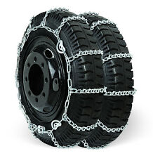 Grizzlar GSL-4845CAM Alloy Tire Chains Ladder Cam Truck Bus 11-22.5 10.00-20