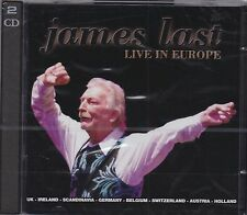James Last-Live in Europe * 2-CD * NUOVO & OVP/SEALED!
