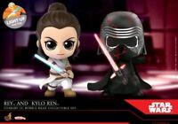 Star Wars - Rey & Kylo Ren Episode IX Rise of Skywalker Cosbaby Set-HOTCOSB68...
