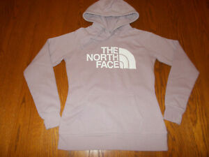 THE NORTH FACE LIGHT PURPLE HOODED SWEATSHIRT WOMENS SMALL EXCELLENT CONDITION