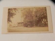 SPA BELGIQUE 10 Photographie ancienne CDV vers 1880 Ant. FONTAINE