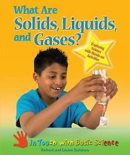 What Are Solids, Liquids, and Gases?: Exploring Science with Hands-On Activities