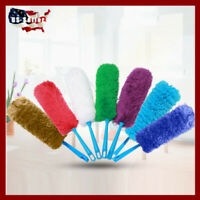 Soft Microfiber Duster Bendable Brush Dust Cleaner Home Furniture Car Cleaning