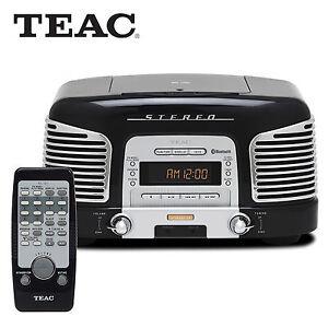 TEAC SL-D930 2.1 ch CD Bluetooth Sound System Mini Audio Black ( 220V / 60Hz )