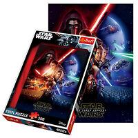 Trefl 500 Piece Adult Star Wars The Force Awakens Fight Large Jigsaw Puzzle NEW