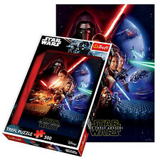 Trefl 500 piece Adulte Star Wars The Force Réveille Combat Grand Puzzle Nouveau
