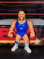 RARE WWE HACKSAW JIM DUGGAN HASBRO WRESTLING FIGURE WWF SERIES 9