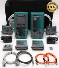 Fluke Microtest Omniscanner 2 Cat5e Cat6 Omni Mm Fiber Digital Cable Analyzer