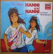 Hanni und Nanni in neuen Abenteuern / LP / Enid Blyton / Europa Jugend