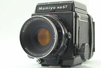 [Exc+5] MAMIYA RB67 Pro SEKOR 127mm F/3.8 120 Film Back From JAPAN