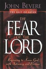 The Fear of the Lord: Discover the Key to Intimate