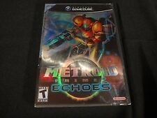 Metroid Prime 2: Echoes (Nintendo GameCube, 2004) Brand New Factory Sealed