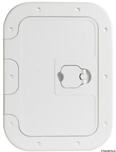 Hinged Boat Deck Inspection Hatch 380x280mm