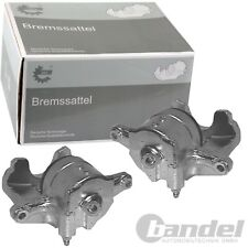 2x BREMSSATTEL VORNE LI/RE SKODA FAVORIT FELICIA I + II VW CADDY II Pick-up